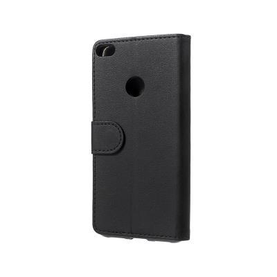 Flip Cover Case Huawei P8 Lite 2017 Black