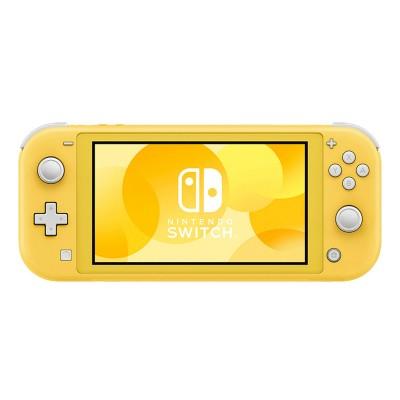 Consola Nintendo Switch Lite 32GB Amarela