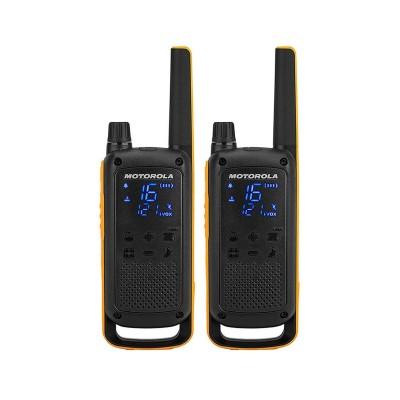 Walkie Talkie Motorola T82 Extreme 10km Black/Yellow