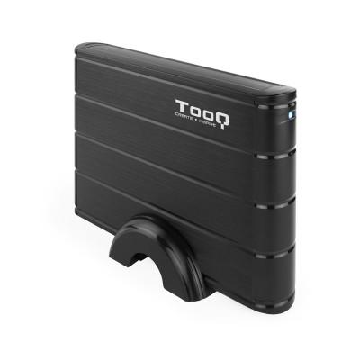 """HDD/SSD Enclosure Tooq TQE-3530B 3.5"""" USB 3.0 Black"""