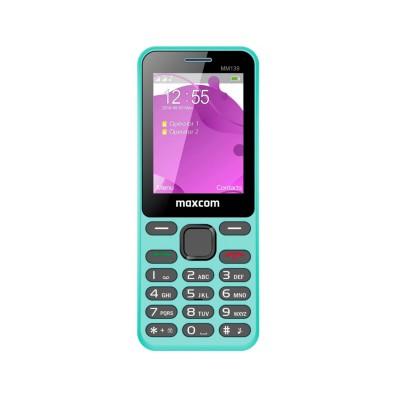 Maxcom MM139 Dual SIM Blue