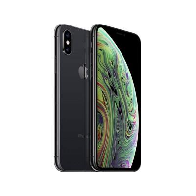 iPhone XS 64GB/4GB Cinzento Sideral Usado Grade C