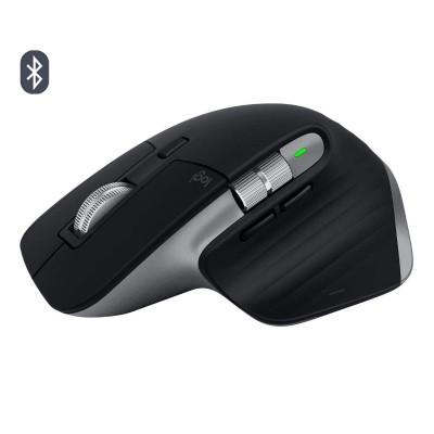 Rato Sem Fios Logitech MX Master 3 para Mac Cinzento Sideral (910-005696)