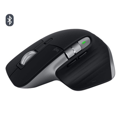 Wireless Mouse Logitech MX Master 3 to Mac Space Gray (910-005696)