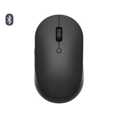Rato Sem Fios Xiaomi Mi Dual Mode Silent Preto (HLK4041GL)