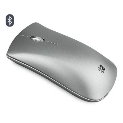 Wireless Mouse Subblim Elegant Bluetooth Silver