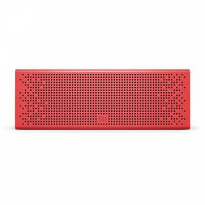 Coluna Bluetooth Mi Xiaomi MDZ-26-DB Vermelha