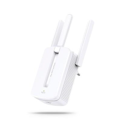 Repetidor Wi-Fi Mercusys MW300RE 300Mbps Branco