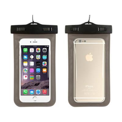 Bolsa Universal  Waterproof Smartphone Negra (4.5''-5.7'')