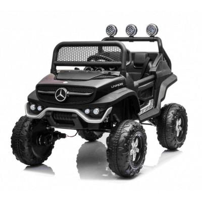 Electric Car Mercedes Unimog V2 12V Black