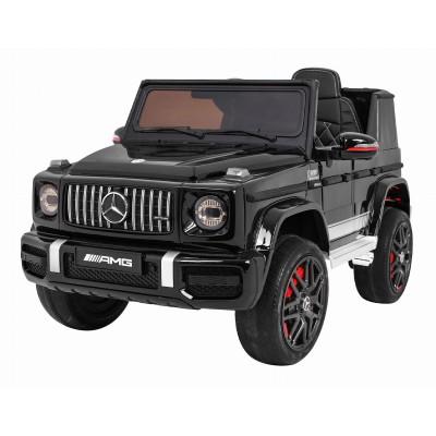 Electric Car Jeep Mercedes G63 12V Black