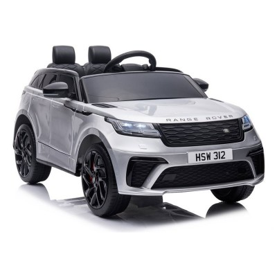 Electric Car Range Rover 12V Grey
