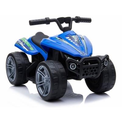 Moto 4 Electric TR-1805 6V Racer Blue