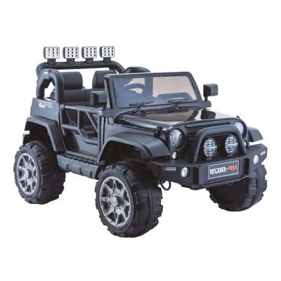 Carro Elétrico Jeep HP002B 24V Preto