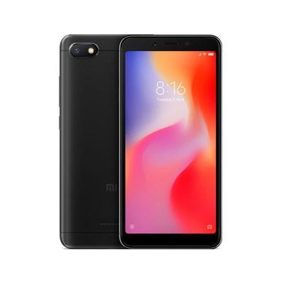 Xiaomi Redmi 6A 16GB/2GB Dual SIM Preto