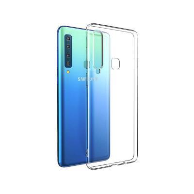 Silicone Samsung A920 A9 2018 Transparente