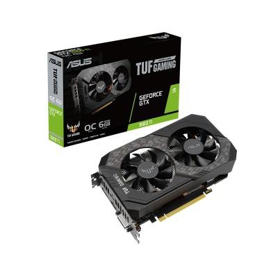 Graphics Card Asus TUF Gaming GeForce GTX 1660 Ti EVO 6GB GDDR6