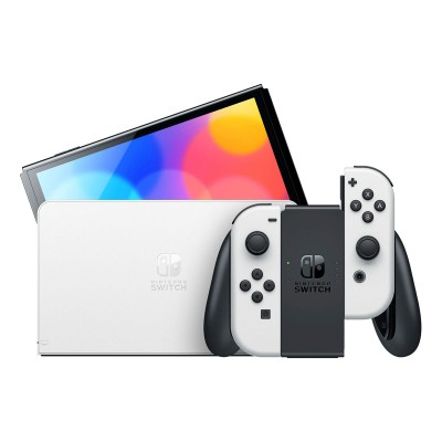 Console Nintendo Switch OLED Version 64GB White