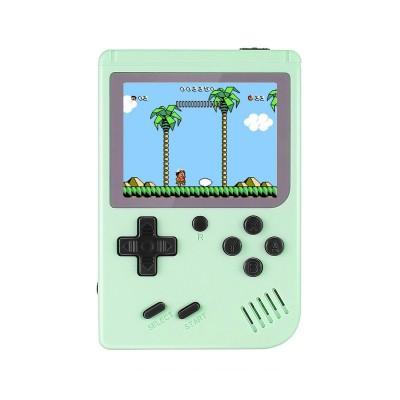 Classic Portable Console w/400 Jogos Green