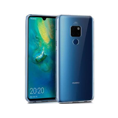 Silicone Huawei Mate 20 Transparente