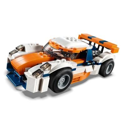 LEGO Creator 3 in 1 Sunset Racing Car  (31089)
