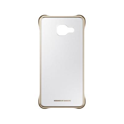 Capa Hard Original Samsung A3 2016 Dourada