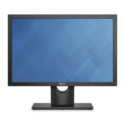"""Monitor Dell 20"""" TN HD+ 60Hz Preto (E2016HV)"""