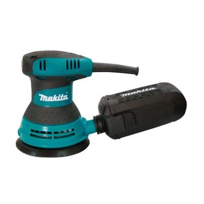 Lixadeira Elétrica Makita BO5031 300W Azul/Preta