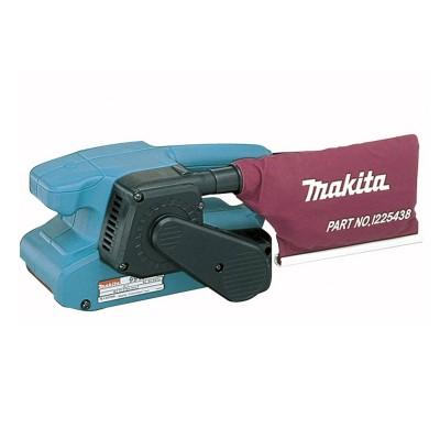 Lixadeira Elétrica Makita 9911 650W Azul/Preta