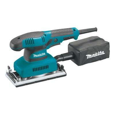 Lixadeira Elétrica Makita BO3710 190W Azul/Preta