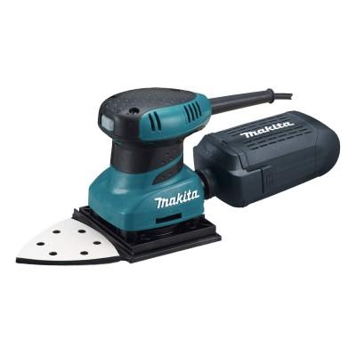 Lixadeira Elétrica Makita BO4565K 200W Azul/Preta