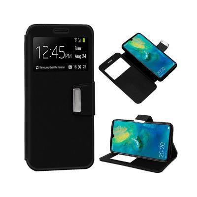 Funda Flip Cover Huawei Mate 20 Negro