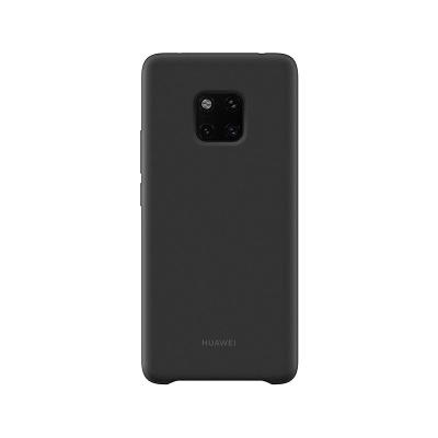 Capa Silicone Original Huawei Mate 20 Pro Preta