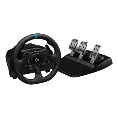 Steering Wheel + Pedals Logitech G923 TrueForce Racing Wheel PC/PS4