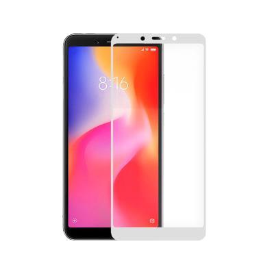 Película de vidrio templado Fullscreen Xiaomi Redmi 6/6A Branca