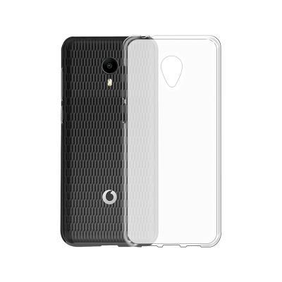 Funda Silicona Vodafone Smart N9 Lite Transparente Fosco