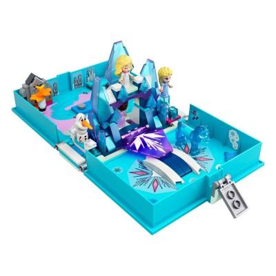 LEGO Disney O Livro de Aventuras da Elsa e do Nokk (43189)