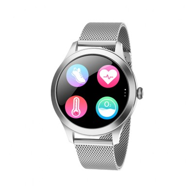 Smartwatch Maxcom Fit FW42 Prateado