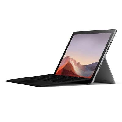"Tablet Microsoft Surface Pro 7 12"" i5 SSD 256GB/16GB Prateado"