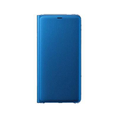 Capa Flip Wallet Original Samsung A9 2018 Azul (EF-WA920PLE)