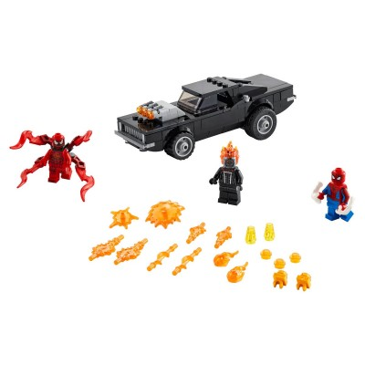 LEGO Marvel  Spider-Man and Ghost Rider vs. carnage (76173)