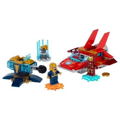 LEGO Marvel Iron Man vs. Thanos (76170)