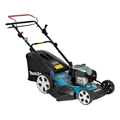 Gasoline Lawn Mower Makita PLM5600N2 56cm Blue