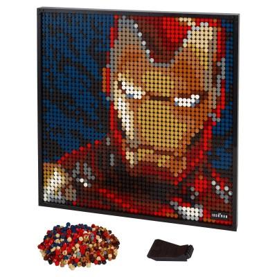LEGO Marvel Iron Man (31199)
