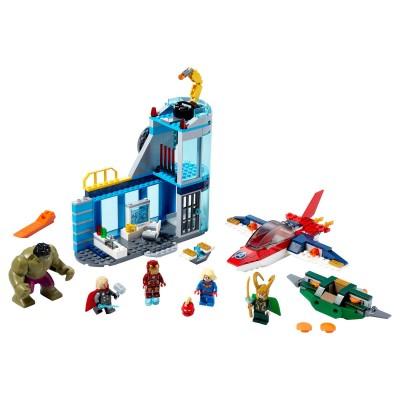 LEGO Marvel Avengers - The Wrath of Loki (76152)