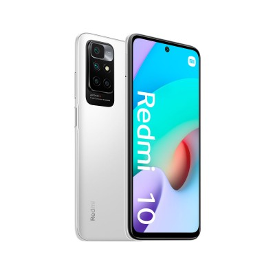 Xiaomi Redmi 10 64GB/4GB Dual SIM Branco