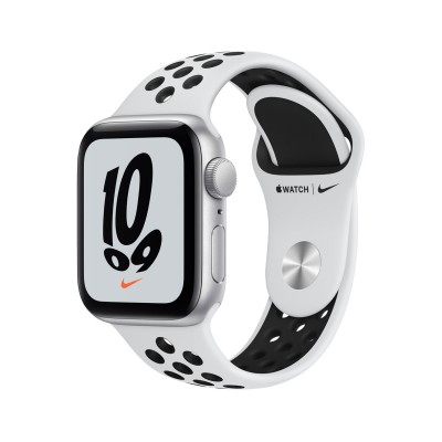 Smartwatch Apple Watch Nike SE GPS + Cellular 40mm White