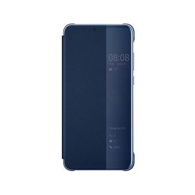 Capa Original Smart View Huawei P20 Azul