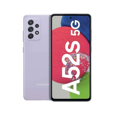 Samsung Galaxy A52s 5G 256GB/8GB A528 Dual SIM Roxo