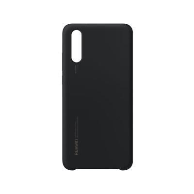 Huawei P20 Silicone Case Black